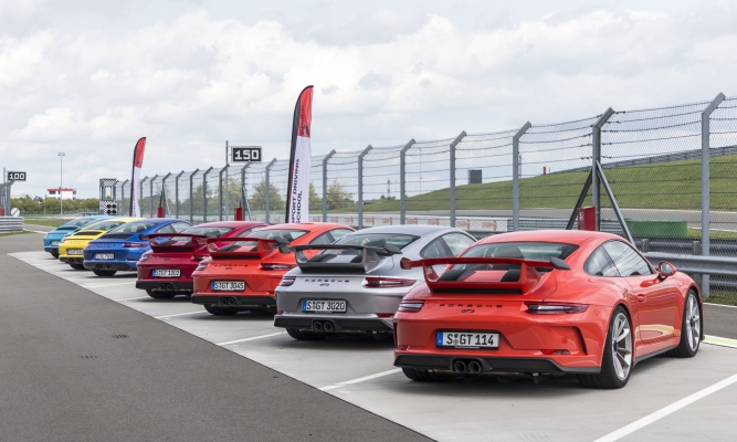 Porsche Driving academy advanced
