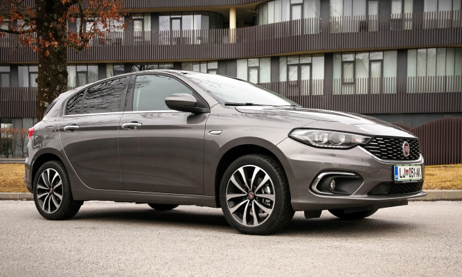 Fiat tipo in tipo SW