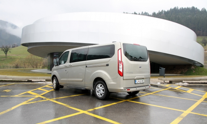 Ford transit & tourneo custom