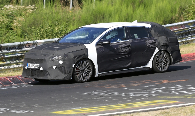Bo to novi shooting brake?